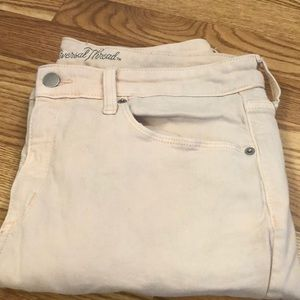 Universal Thread faded Pink Jeans